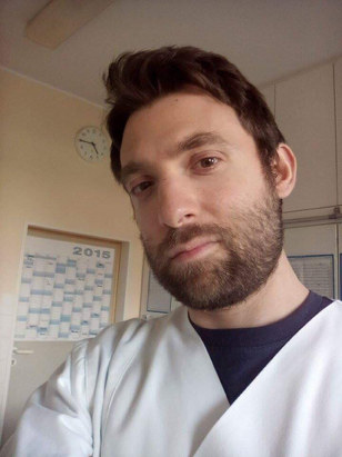 Marco, Italian nurse in Germany