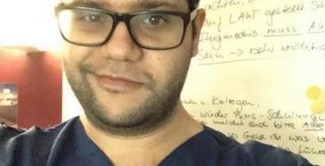 Eliseo, infermiere Siciliano ora in Germania
