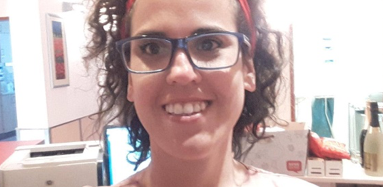 Experiencia de Elisa como matrona en Alemania