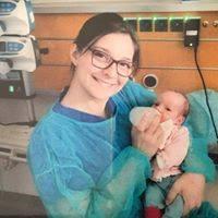 Pediatric nurse in Germany