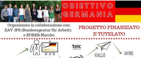 Vuoi lavorare in Germania? Fatti assumere già dall' Italia! Partecipa al Recruiting Day del 19 Dicembre!