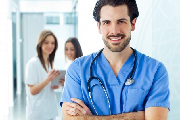 Enfermeros y enfermeras en Alemania