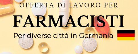 É possibile lavorare in Germania come farmacista?