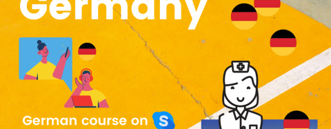 GERMAN COURSE for ENGLISH SPEAKERS - work as a REGISTERED NURSE in KONSTANZ, GERMANY